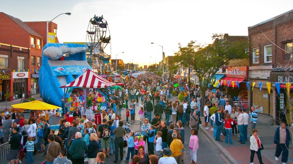 Largest Food Festivals Usa